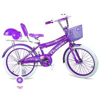 دوچرخه سواری بچه گانه المپیا مدل 20251 سایز 20 | Olympia Baby Bike 20251 Size 20