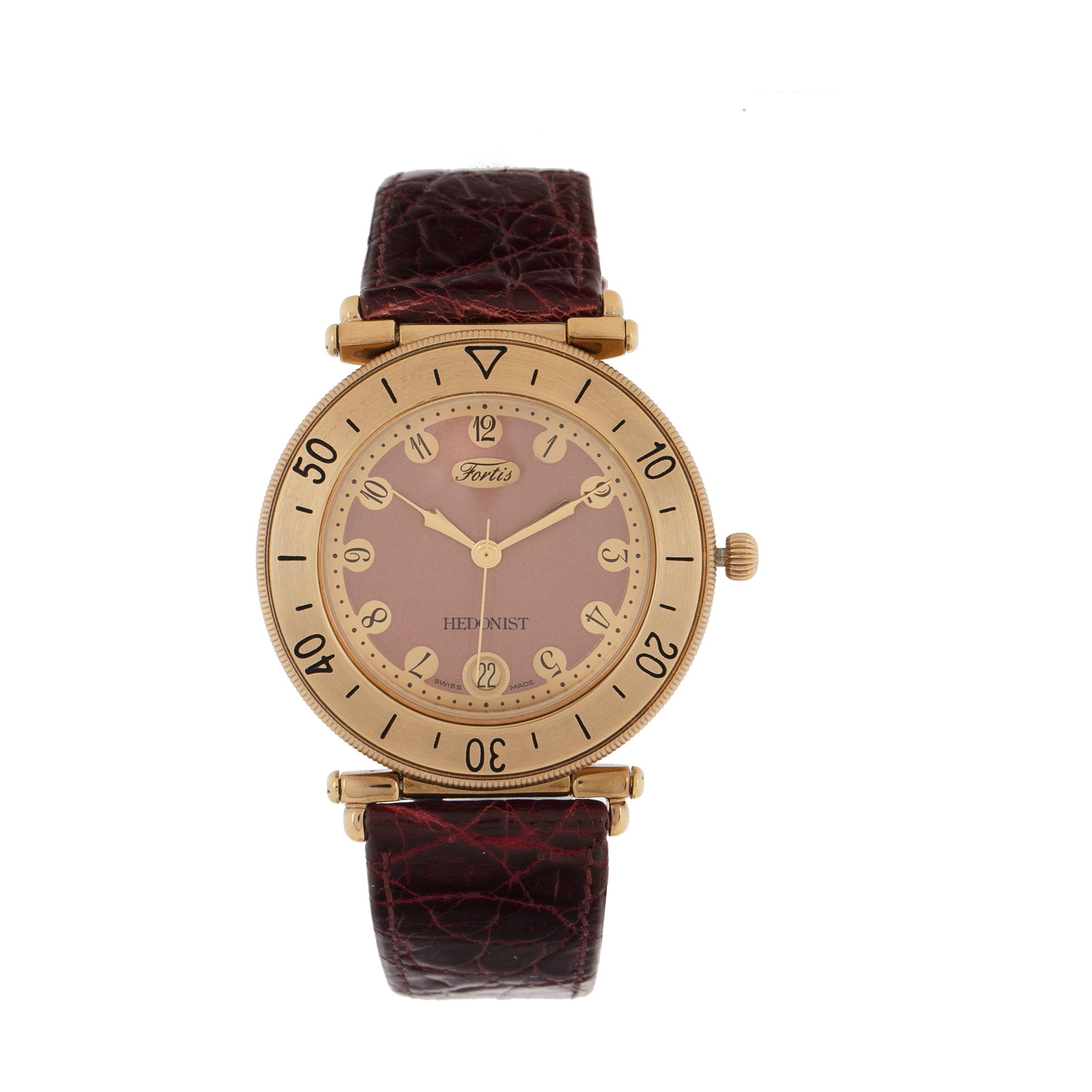 ساعت مچی عقربه ای زنانه فورتیس مدل F 492.30.04