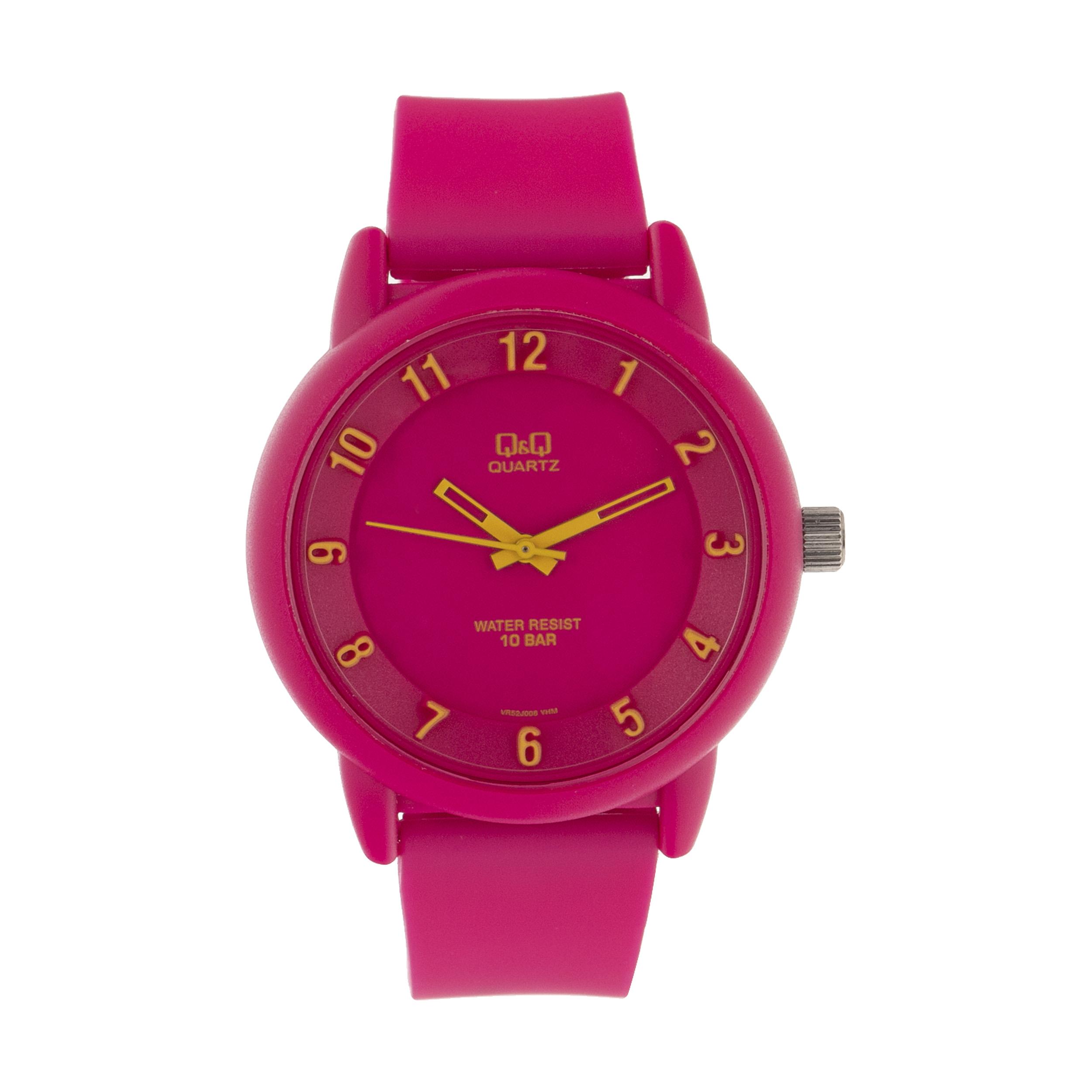 ساعت مچی عقربه ای زنانه کیو اند کیو مدل TR2346