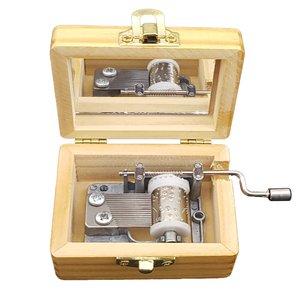 جعبه موزیکال طرح فلامینگو کد 001