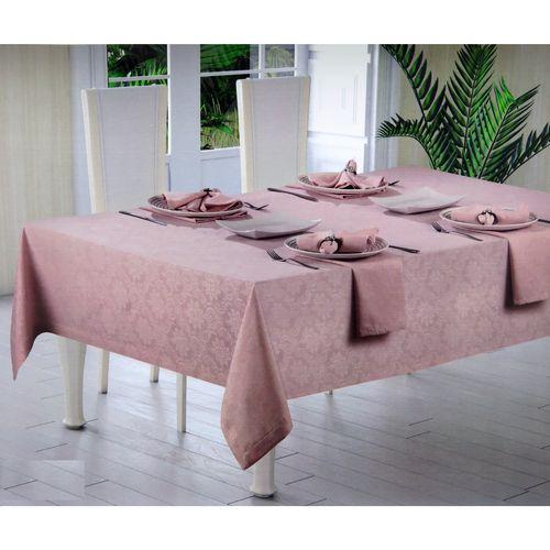 رومیزی لائورابلا مدل Linens به همراه دستمال