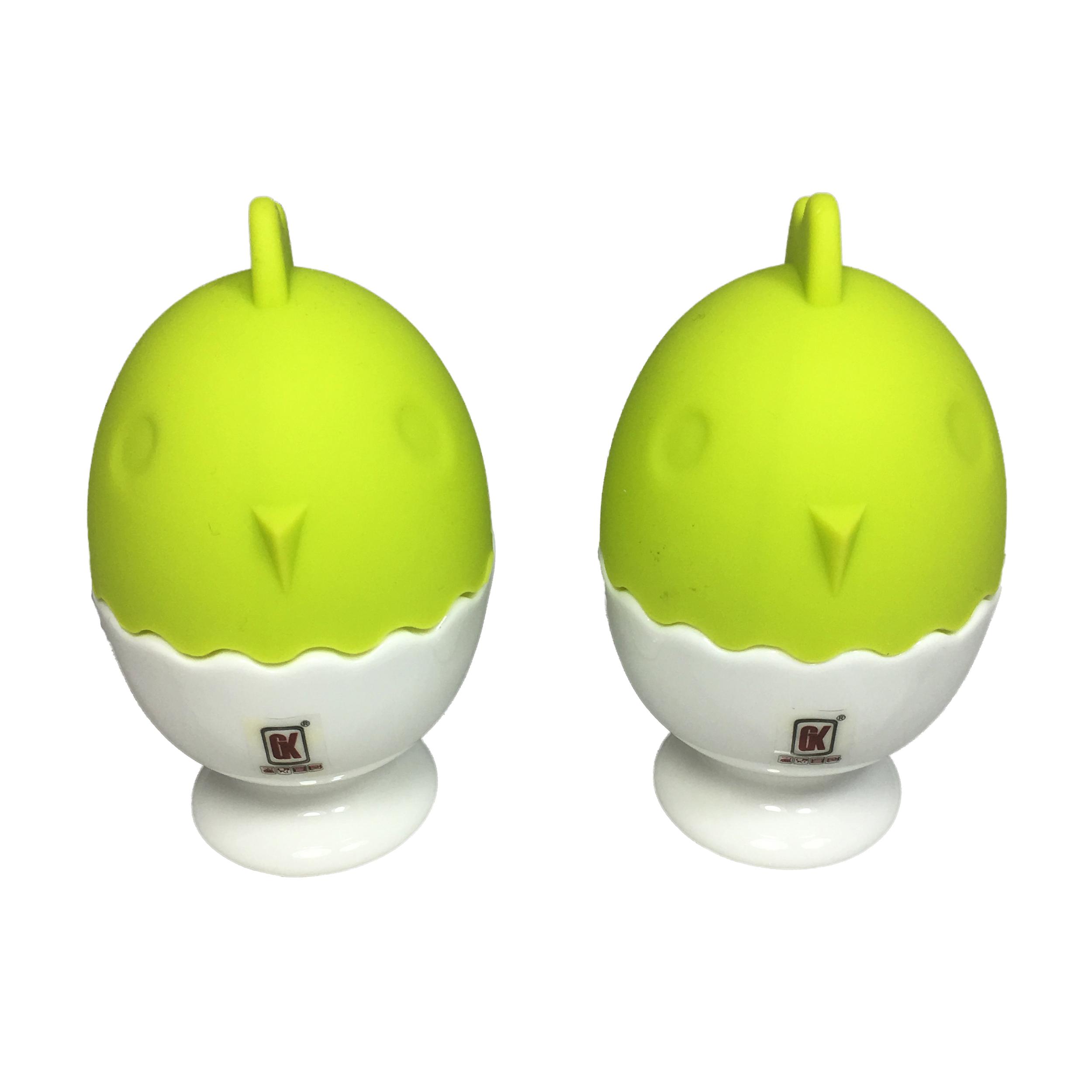 ظرف نگهدارنده تخم مرغ گلدکیش مدل 505447 بسته 2 عددی