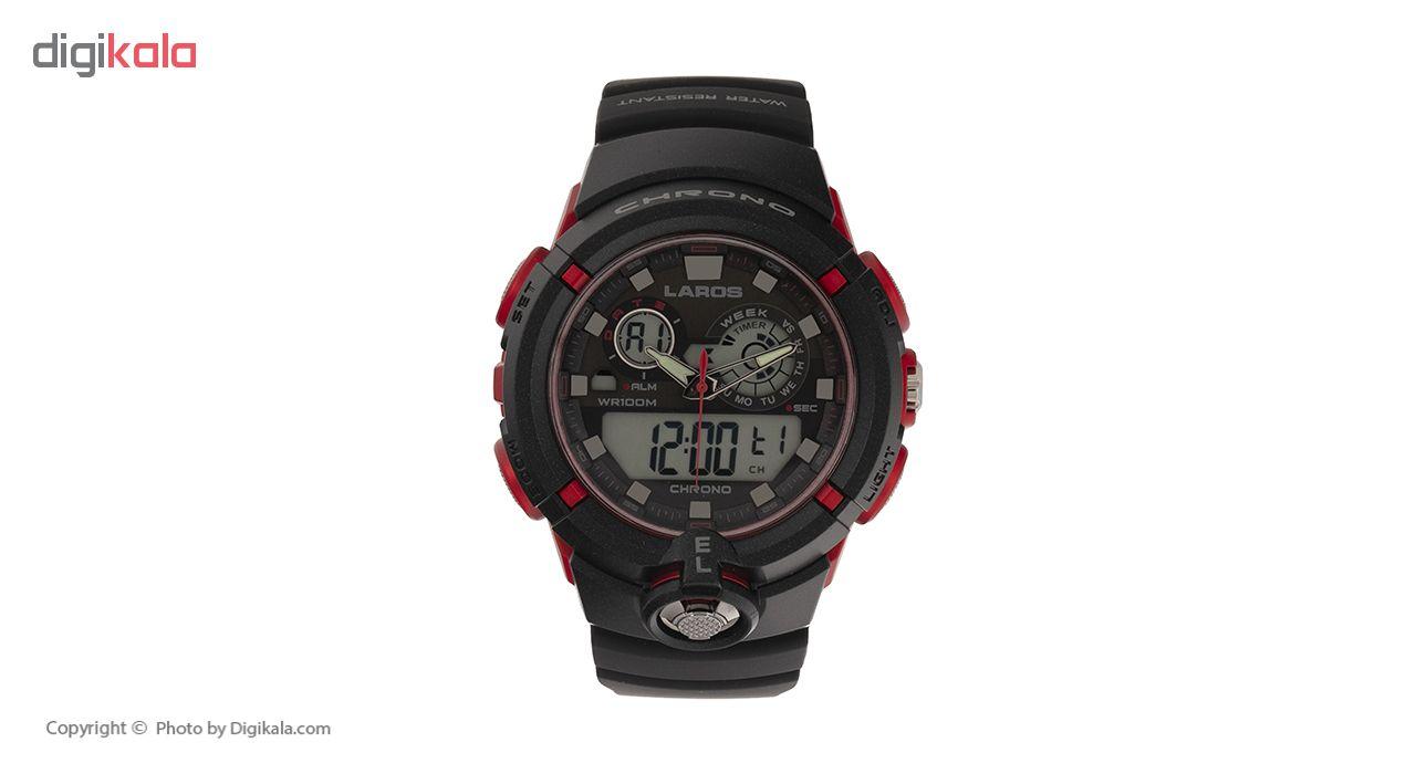خرید ساعت مچی دیجیتال مردانه لاروس مدل RT656