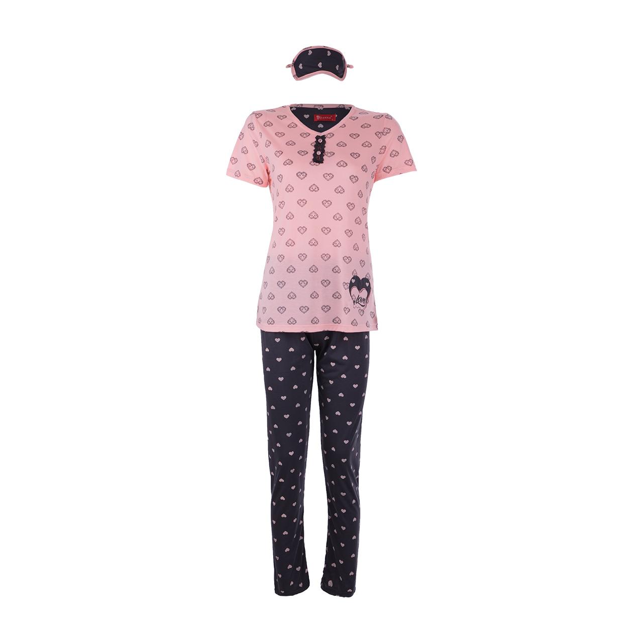 ست لباس راحتی زنانه جوانا مدل238805 |
