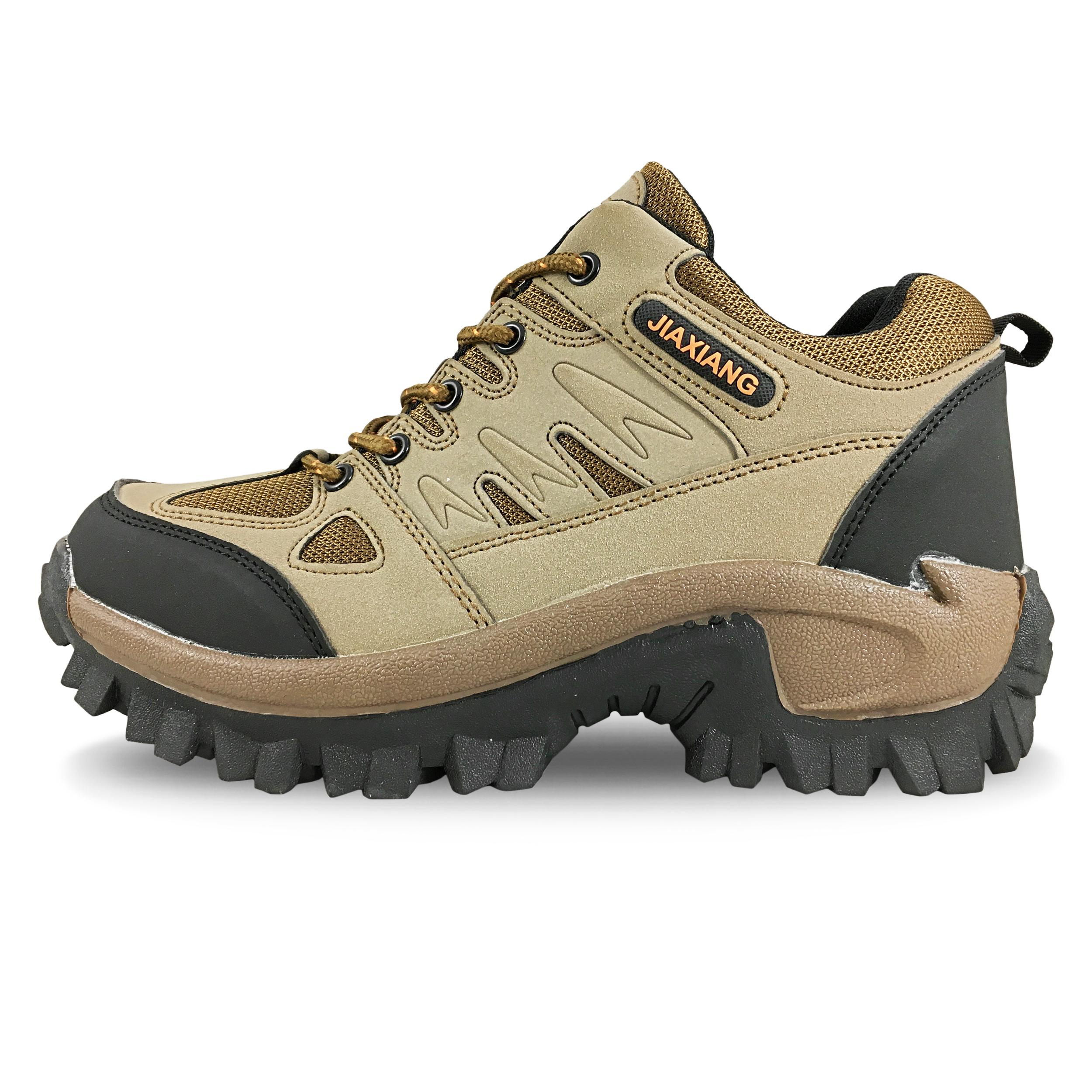 قیمت کفش مخصوص کوهنوردی مردانه جیاکسیانگ کد SJ104-3