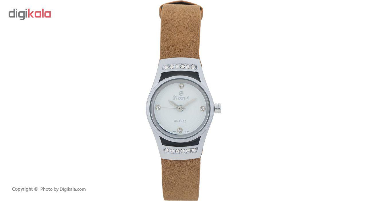 ساعت زنانه برند سوستون مدل No SV-11146Le