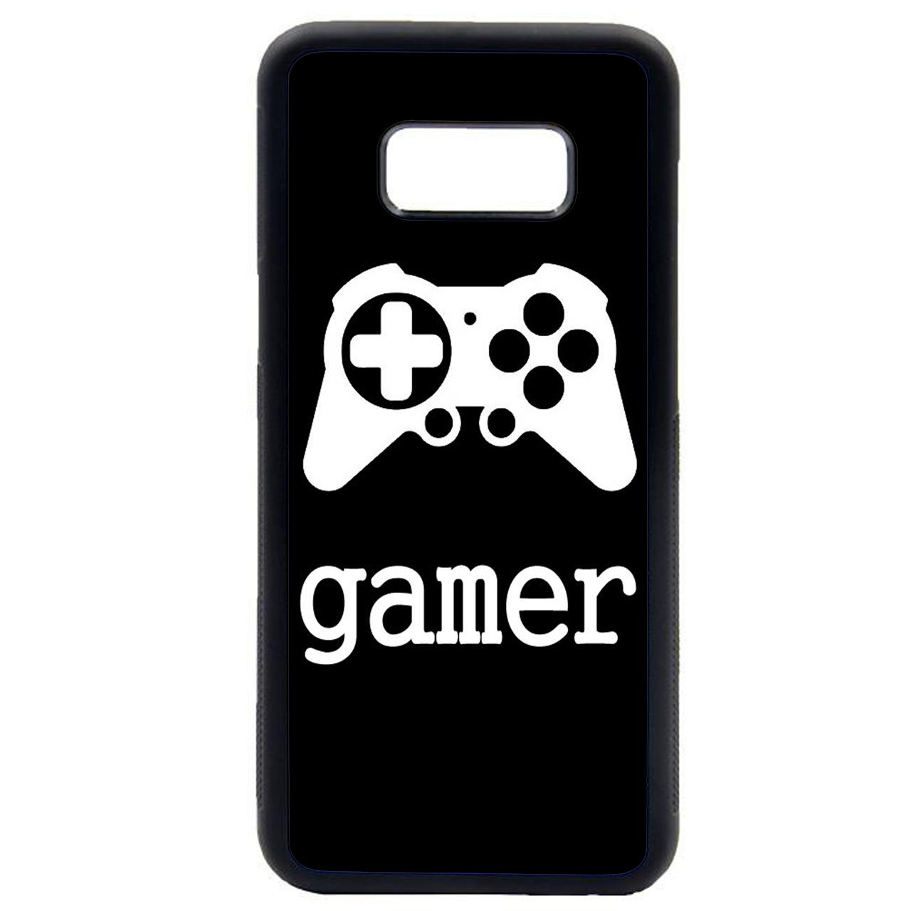 کاور طرح gamer کد 8050 مناسب برای گوشی موبایل سامسونگ galaxy s8