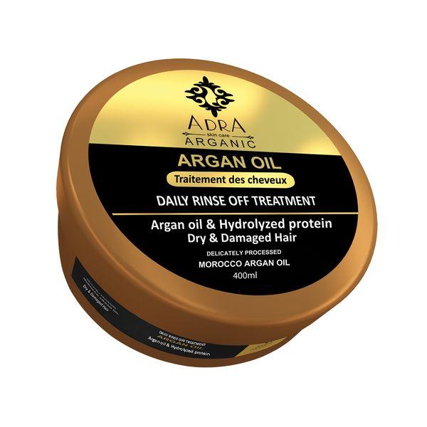 ماسک مو آدرا مدل Argan Oil حجم 400 میلی لیتر