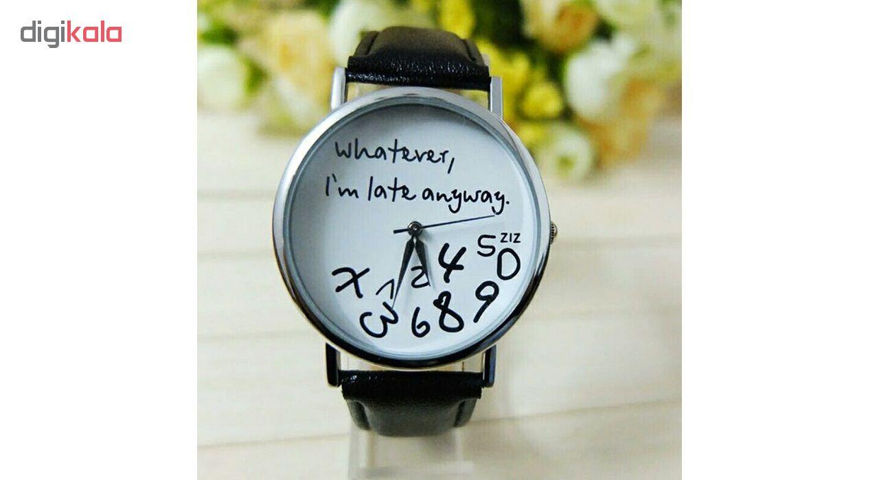 ساعت مچی عقربه ای مردانه مدل Mat-01
