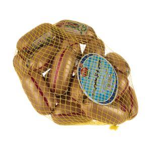 سوسیس کوکتل مخصوص 70 درصد سولیکو کاله وزن 1 کیلوگرم