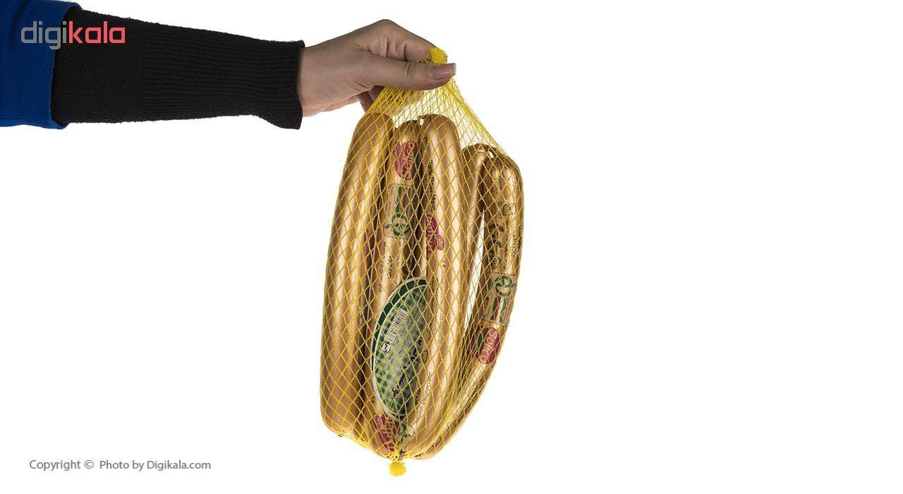 سوسیس هات داگ 70 درصد سولیکو کاله وزن 1 کیلوگرم main 1 5