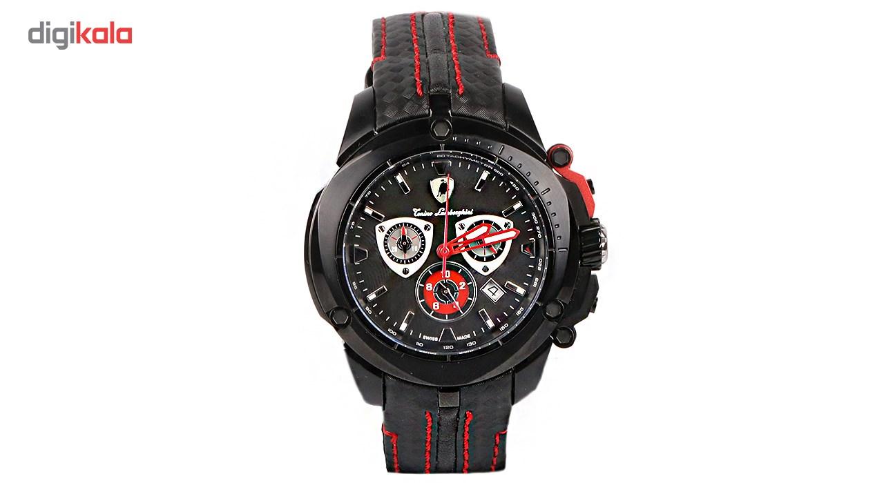 خرید ساعت مچی عقربه ای مردانه تونینو لامبورگینی مدل TL-7804 | ساعت مچی