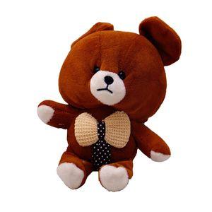 عروسک خرس ایرسا مدل Tie-2