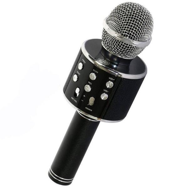 میکروفون اسپیکر بلوتوث مدل ws-858