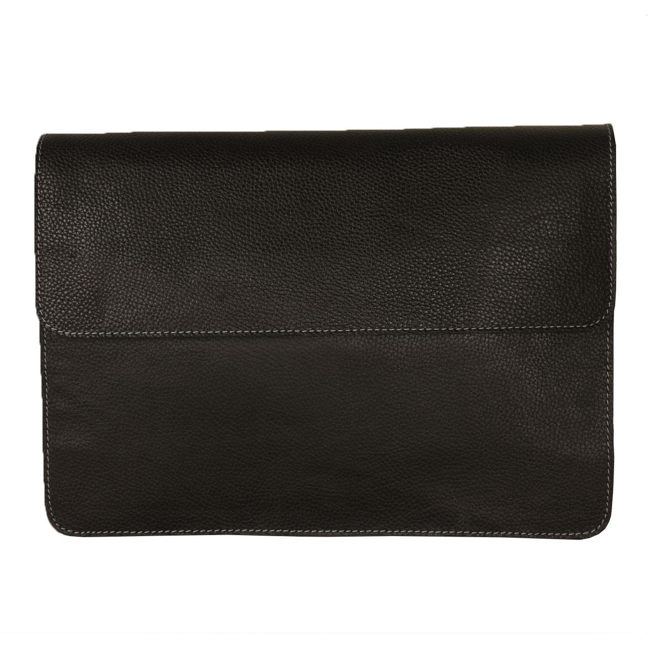 کیف دستی مردانه کهن چرم مدل PF45