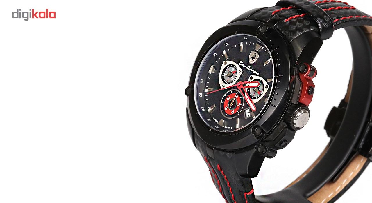 ساعت مچی عقربه ای مردانه تونینو لامبورگینی مدل TL-7804