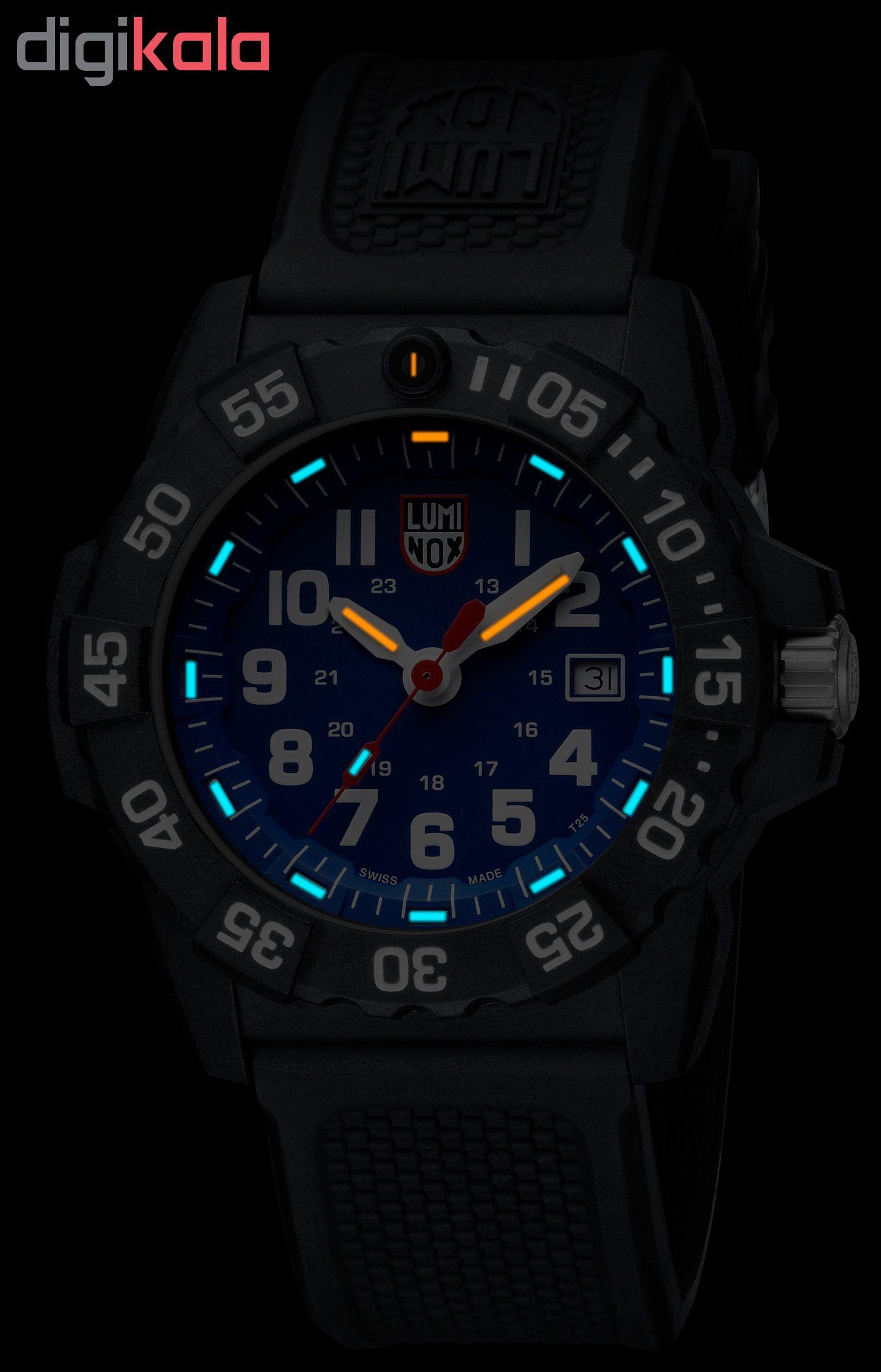ساعت مچی  مردانه لومیناکس مدل XS.3503              اصل