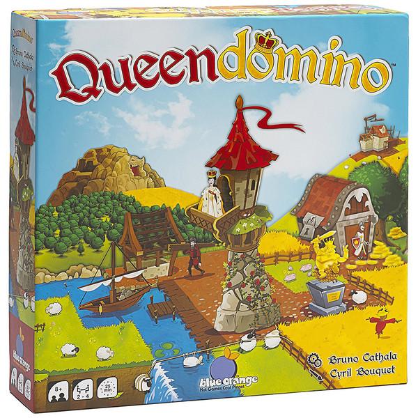 بازی فکری بلو ارونج مدل QueenDomino