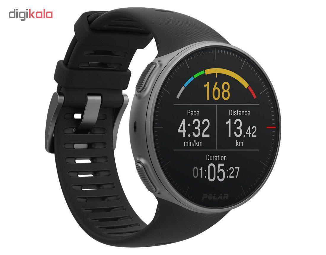 ساعت ورزشی  پلار مدل VANTAGE V main 1 2