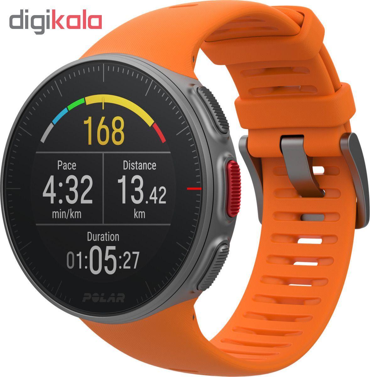 ساعت ورزشی  پلار مدل VANTAGE V main 1 5