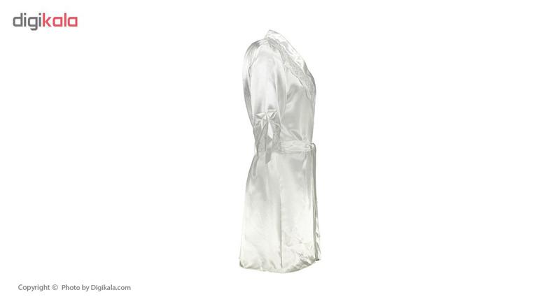لباس خواب زنانه 2030 رنگ سفید