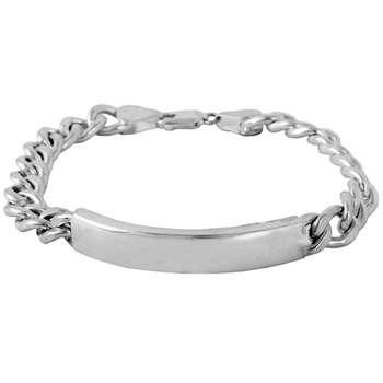 دستبند نقره زنانه کد AL180260