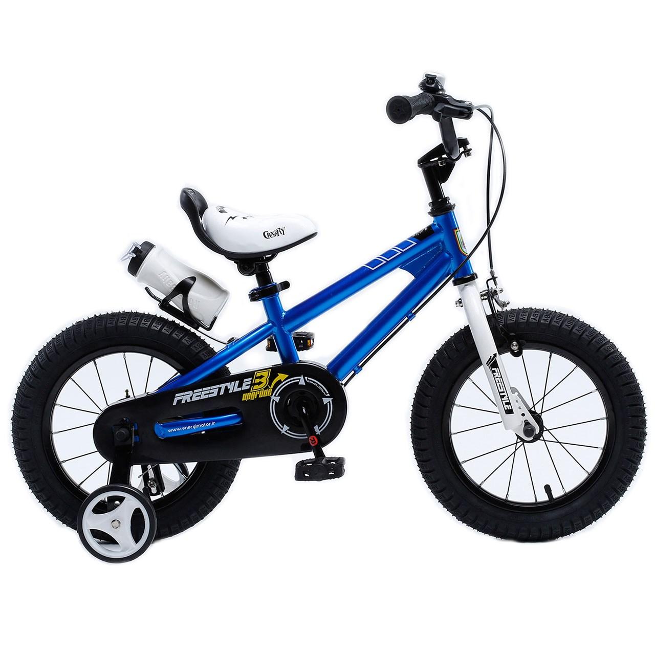 دوچرخه شهری قناری مدل Freestyle سایز 14