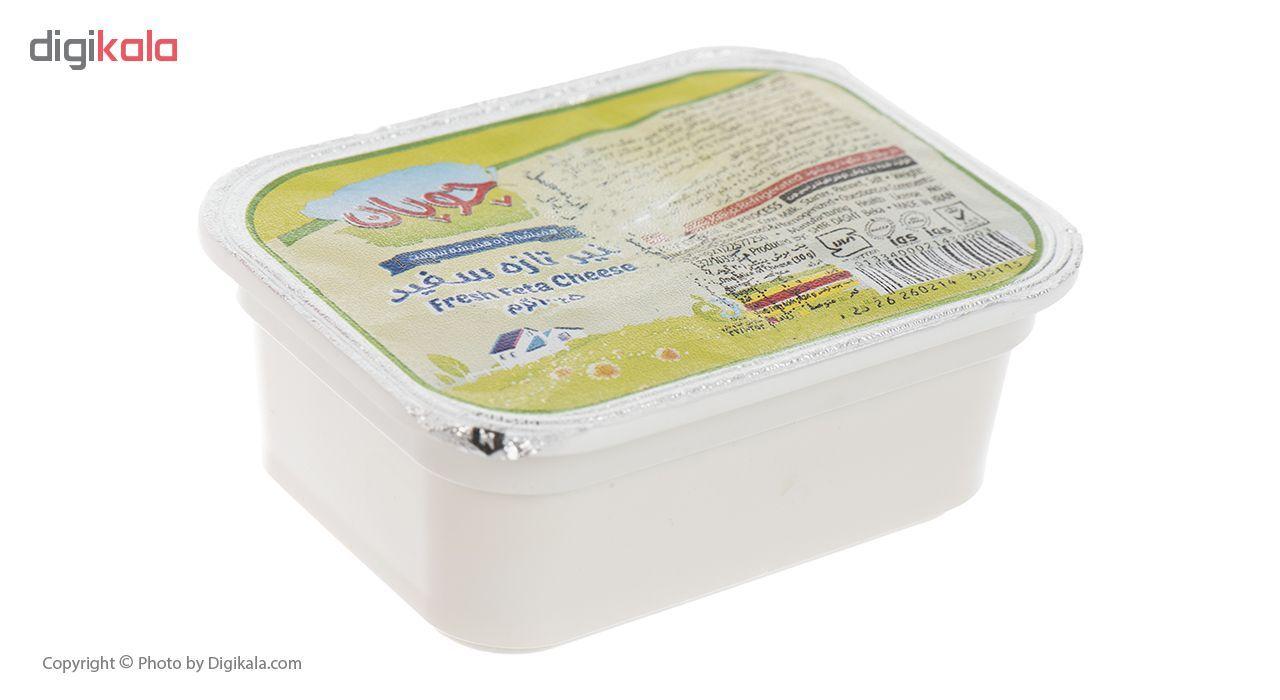 پنیر تازه سفید چوپان مقدار 100 گرم main 1 1