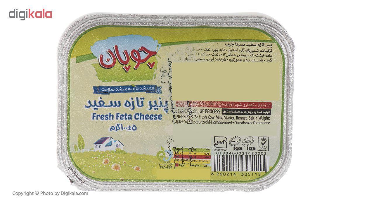 پنیر تازه سفید چوپان مقدار 100 گرم main 1 3