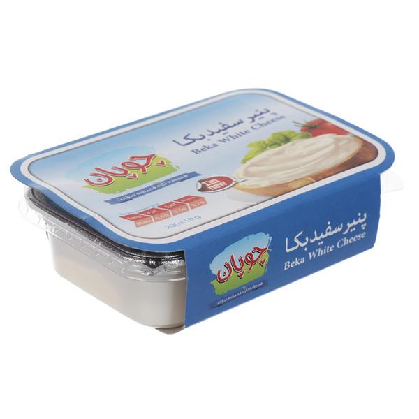 پنیر سفید بکا چوپان مقدار 200 گرم