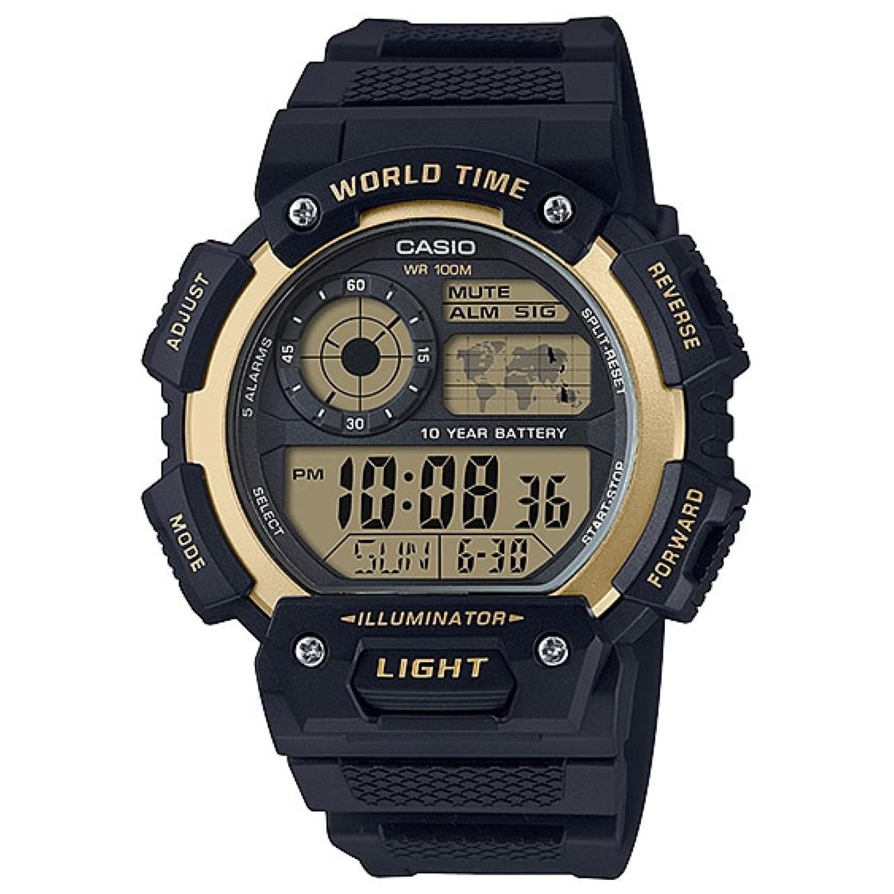 ساعت مچی دیجیتال مردانه کاسیو مدل AE-1400WH-9AVDF