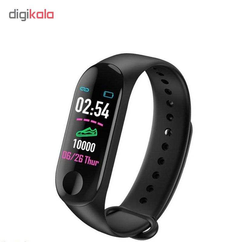 دستبند هوشمند مدل M3 کد 3001119 main 1 3