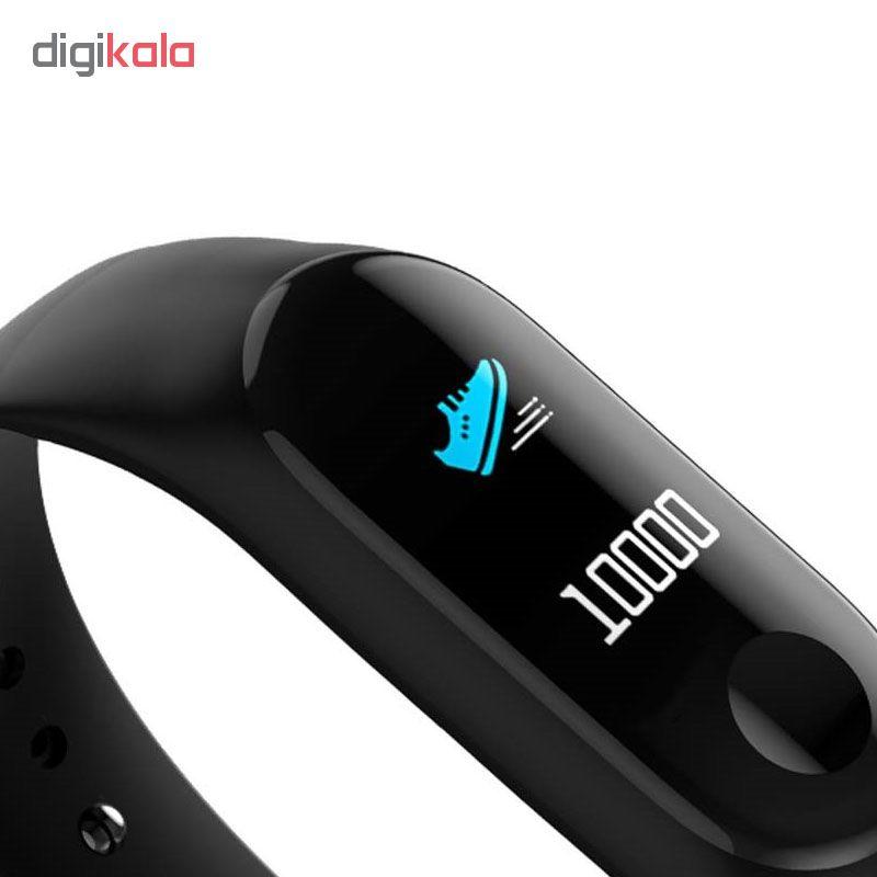 دستبند هوشمند مدل M3 کد 3001119