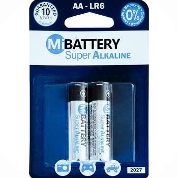 باتری قلمی می باتری مدل 2027 Super Alkaline بسته 2 عددی