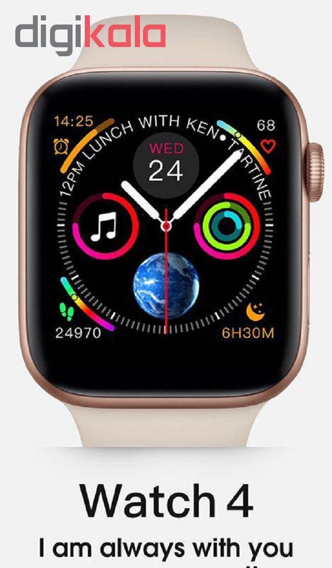 ساعت هوشمند مدل watch4 plus 2020 main 1 1