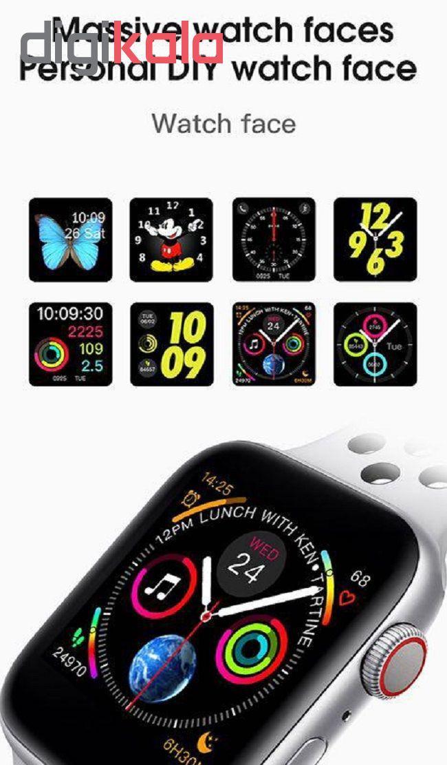 ساعت هوشمند مدل watch4 plus 2020 main 1 2