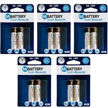 باتری قلمی می باتری مدل 2027 Super Alkaline بسته 10 عددی