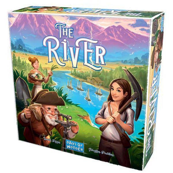 بازی فکری دیز آف واندرز مدل The river