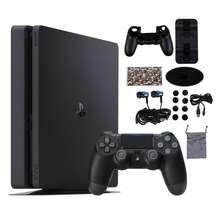 مجموعه کنسول بازی سونی مدل Playstation 4 Slim کد Region 2 CUH-2216B ظرفیت 1 ترابایت