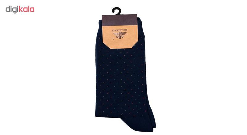 جوراب مردانه کانی راش کد 1022