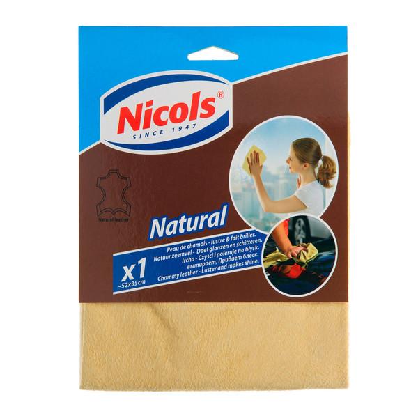 دستمال نظافت نیکولز مدل natural