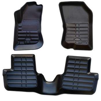 کفپوش سه بعدی خودرو بابل مدل BC2008 مناسب برای پژو 2008