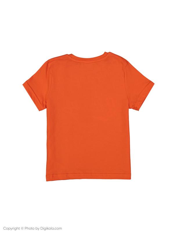 تی شرت پسرانه ال سی وایکیکی مدل 9SI733M4-GMT