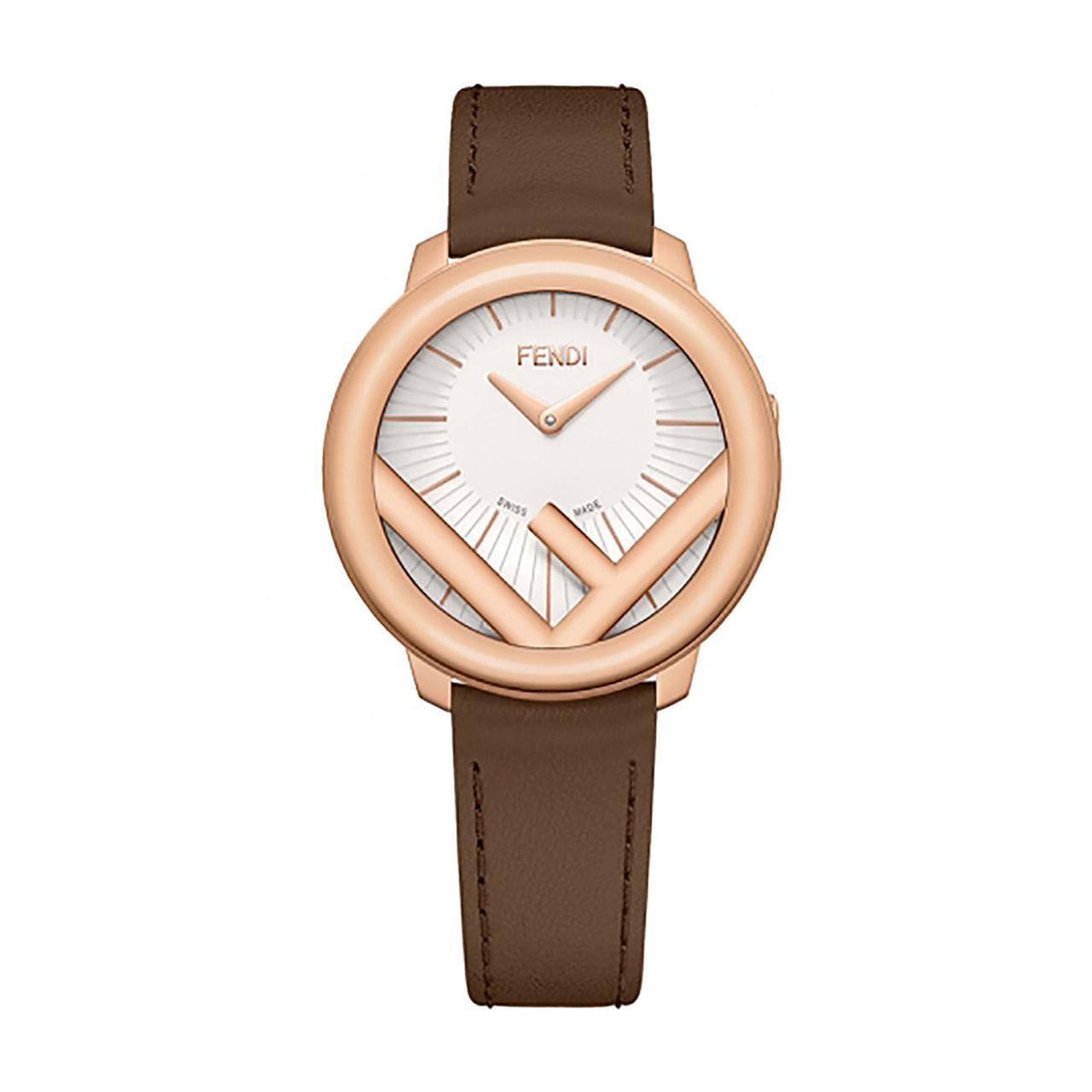 ساعت مچی عقربه ای زنانه فندی مدل F710534021