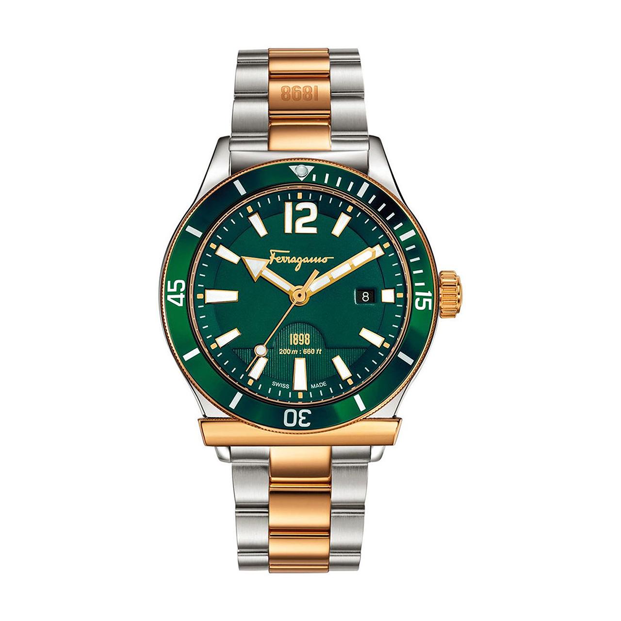 ساعت مچی عقربه ای مردانه سالواتوره فراگامو مدل FF3270015