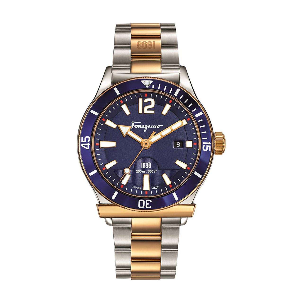 ساعت مچی عقربه ای مردانه سالواتوره فراگامو مدل FF3280015