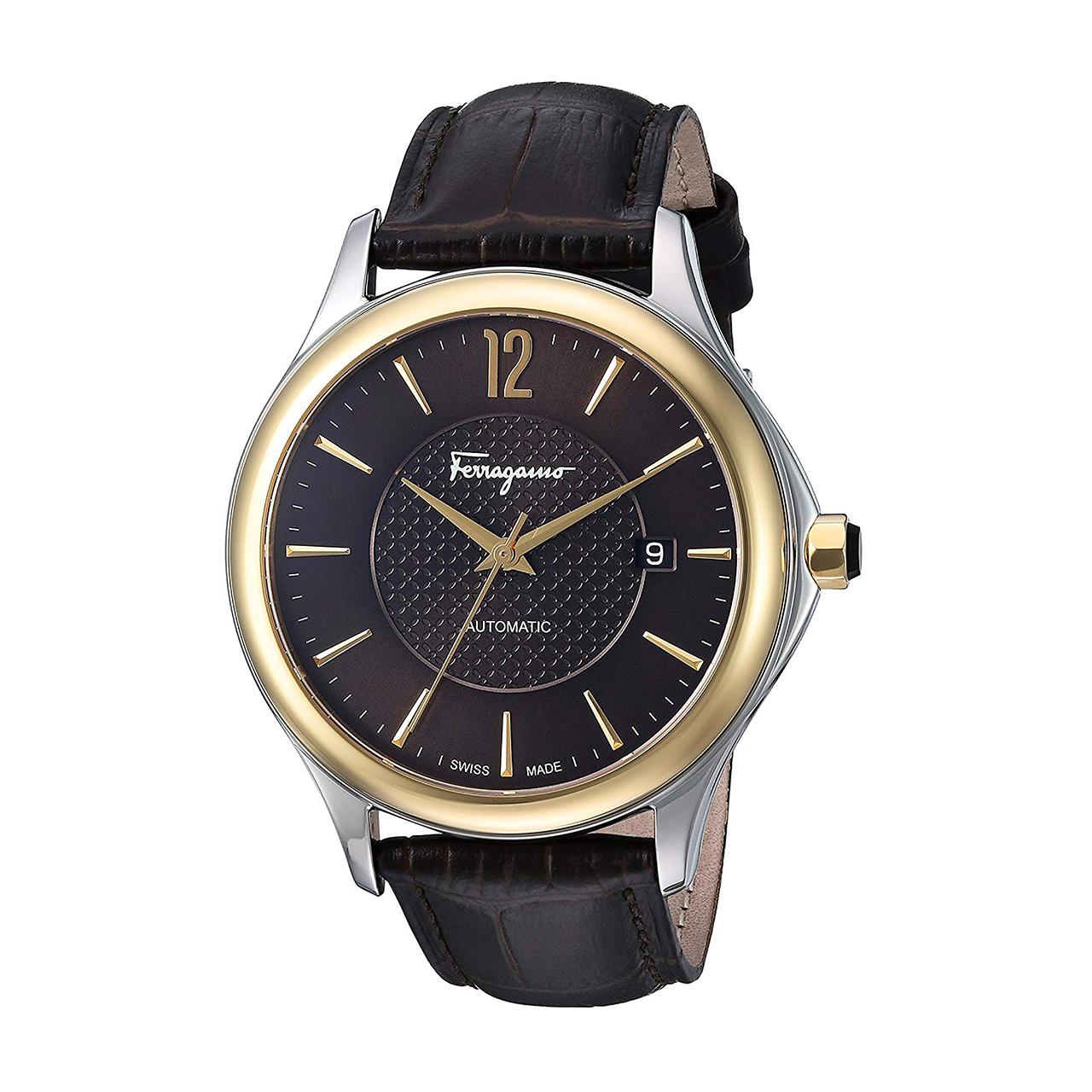 ساعت مچی عقربه ای مردانه سالواتوره فراگامو مدل FFT030016 9
