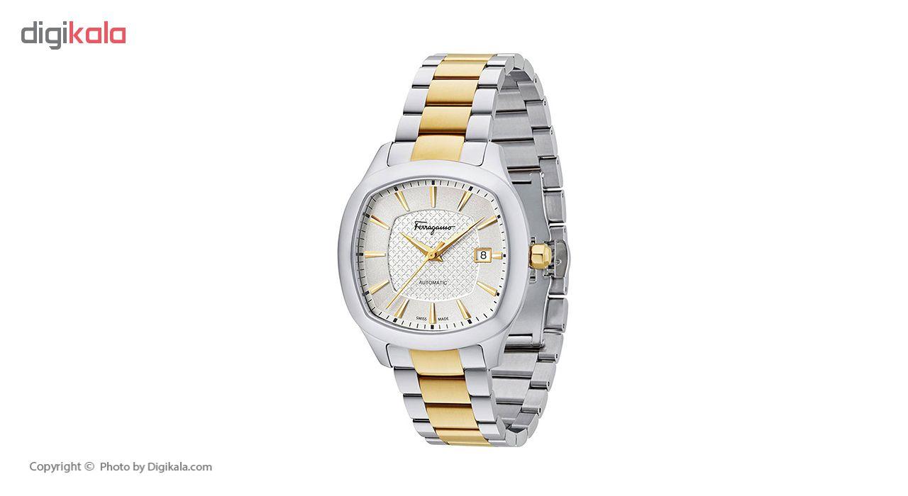 ساعت مچی عقربه ای مردانه سالواتوره فراگامو مدل FFW030017