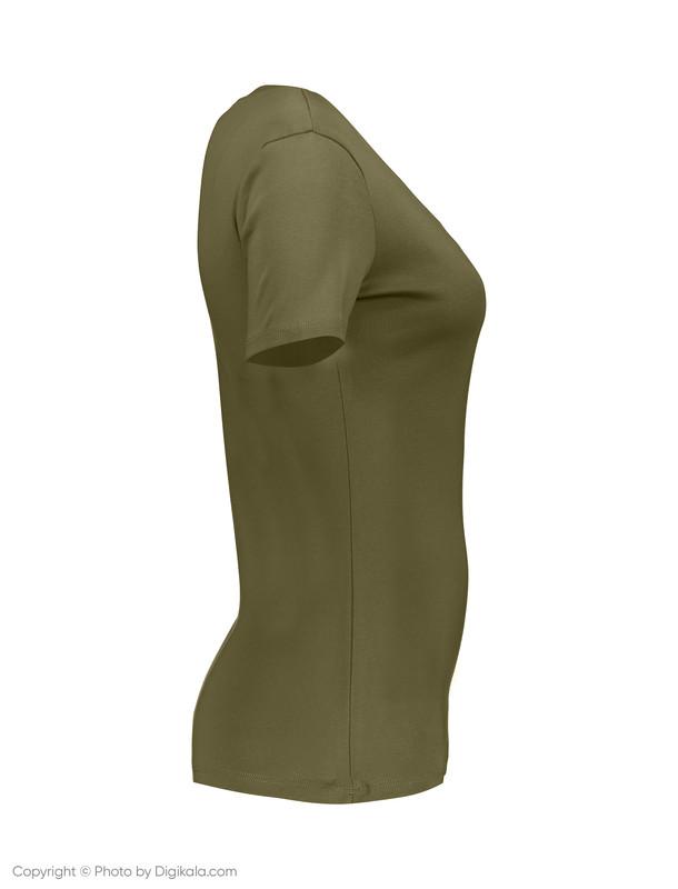 تی شرت زنانه ال سی وایکیکی مدل 9SK758I8-HCZ
