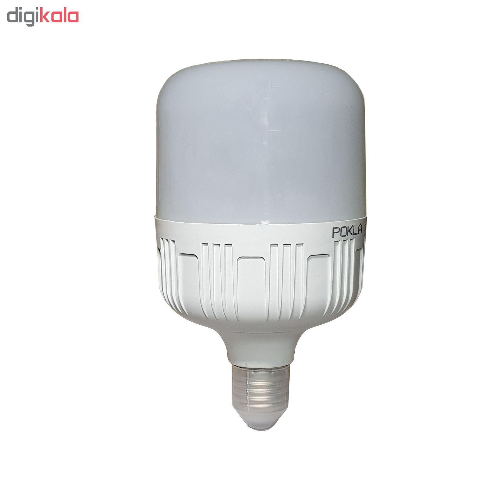 لامپ ال ای دی 30 وات پوکلا کد SH_3030  main 1 1